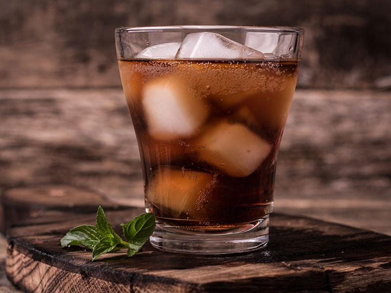Abbildung einer Cola