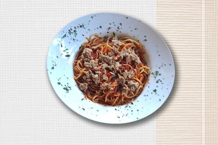 Abbildung von Pasta Al Ferrarese
