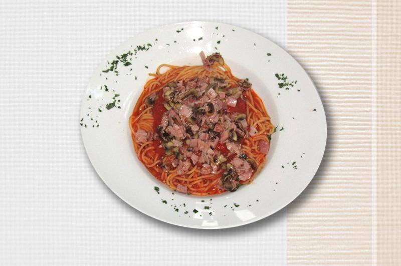 Abbildung von Pasta All Amatriciana