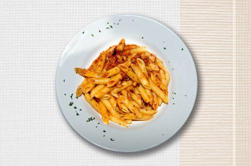 Abbildung von Pasta All' Arrabiata